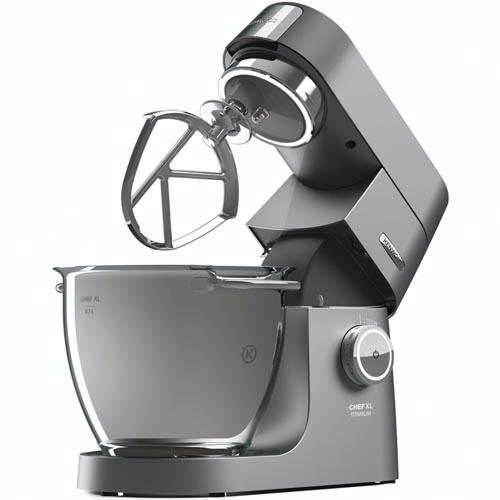 Kenwood Chef Titanium XL Köksmaskin Test