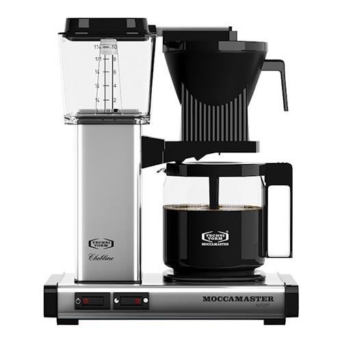 MoccaMaster KBGT741 Kaffebryggare Test