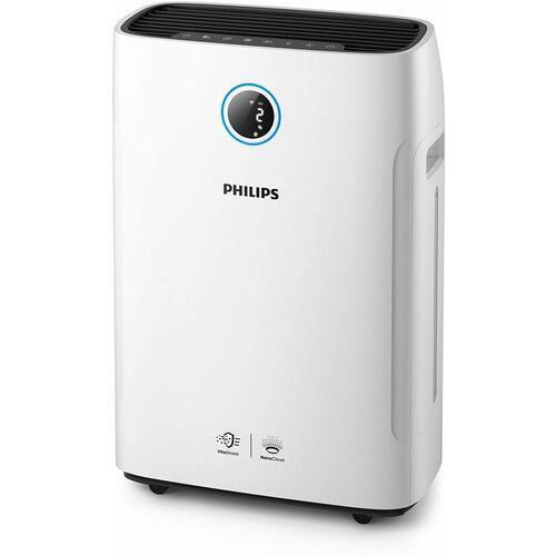 Philips Luftrenare Test