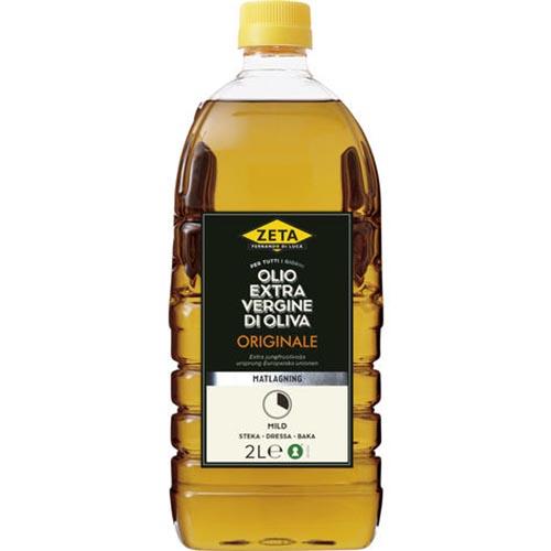 ZETA Extra Virgin Olivolja Test