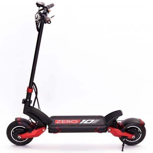 ZERO 10X El elscooter test